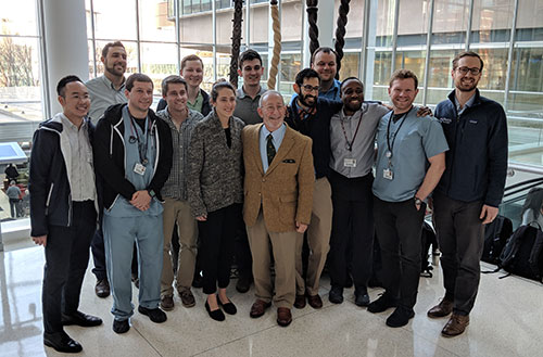 Visiting Professor at the Univ. of Pennsylvania Department of Radiology