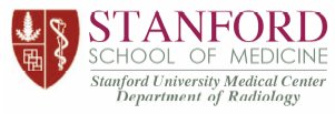 Grand Rounds, Department of Radiology, Stanford University School of Medicine